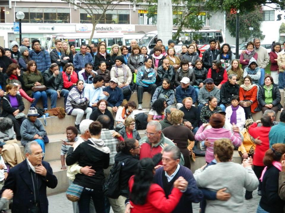 Peru: Dancing in Lima