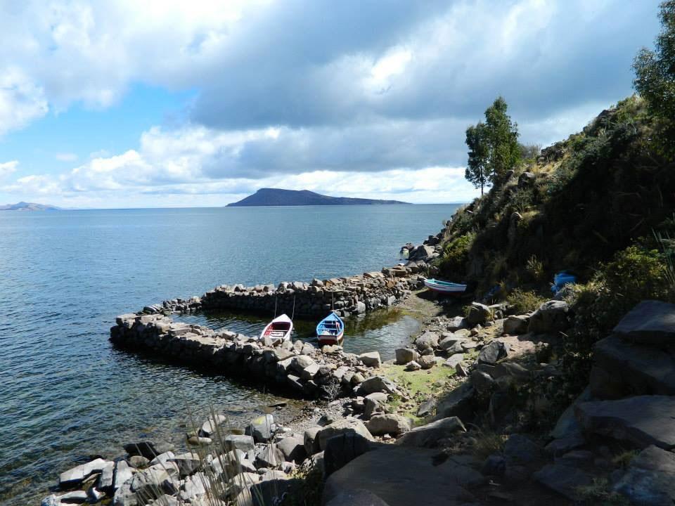 Peru: Island of Taquile