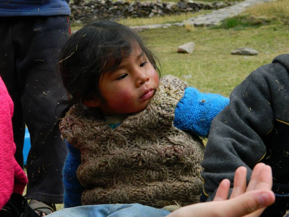 Peru: The kid, just this one