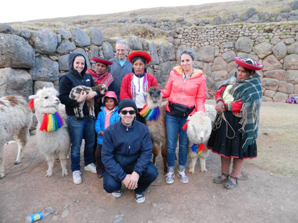 Peru: Llamas, alpacas and goats, oh my!