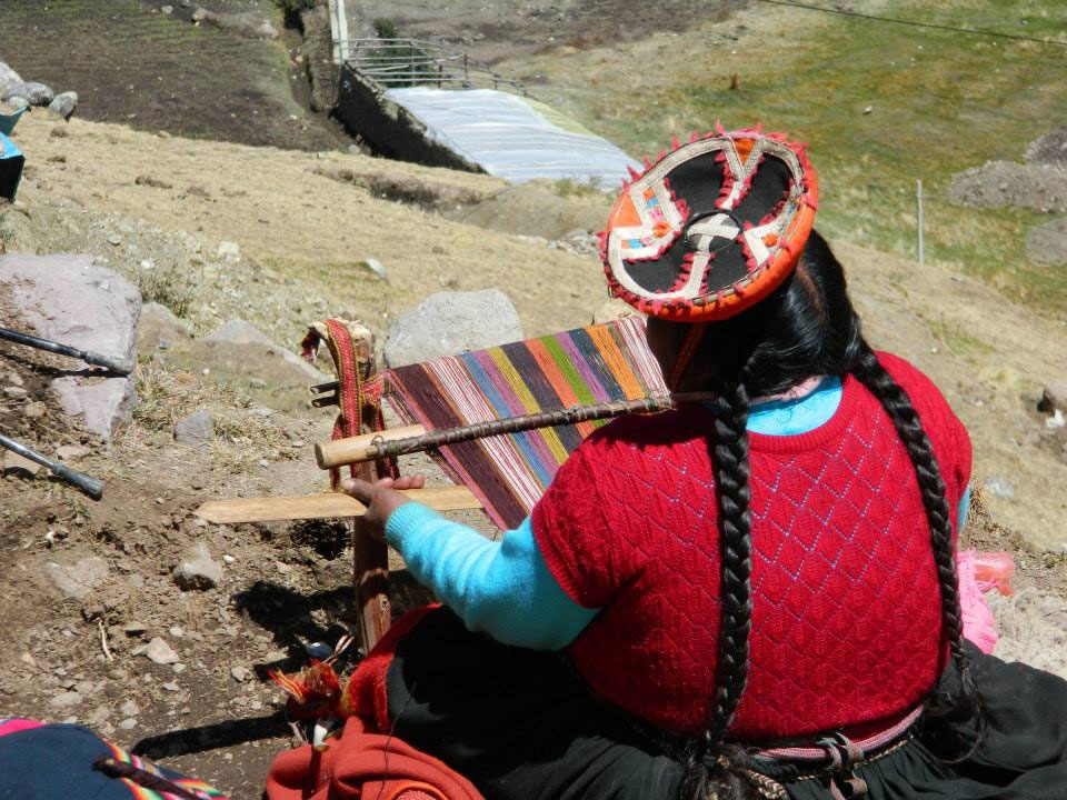 Peru: The wonderful world of weaving