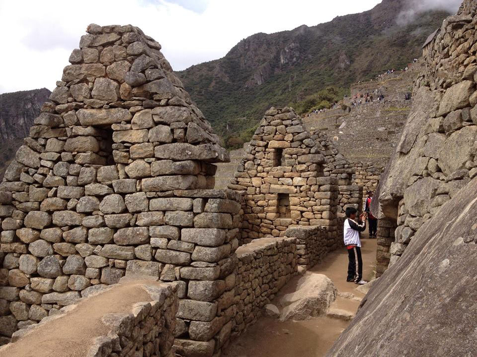 Peru: The ruins of Machu Picchu