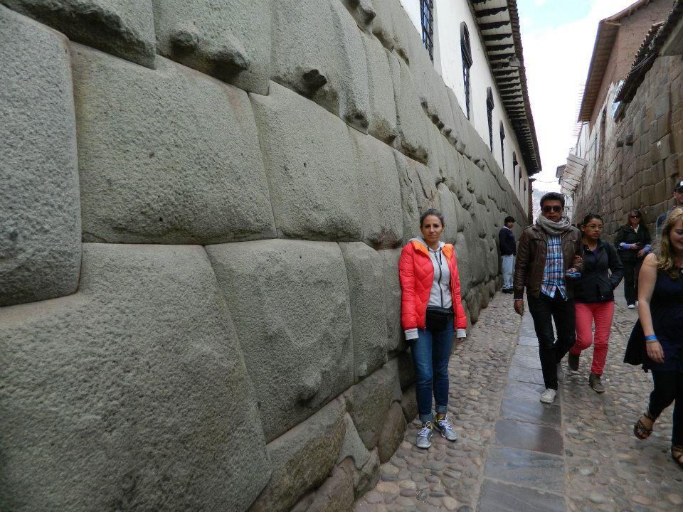 Peru: Incan architecture