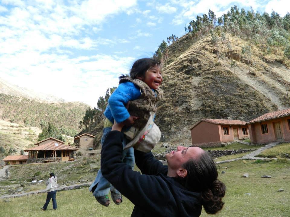 Peru: The kids