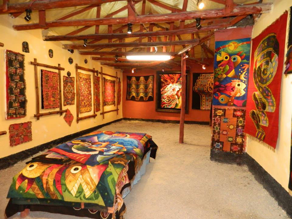 Peru: Tapestry and textiles
