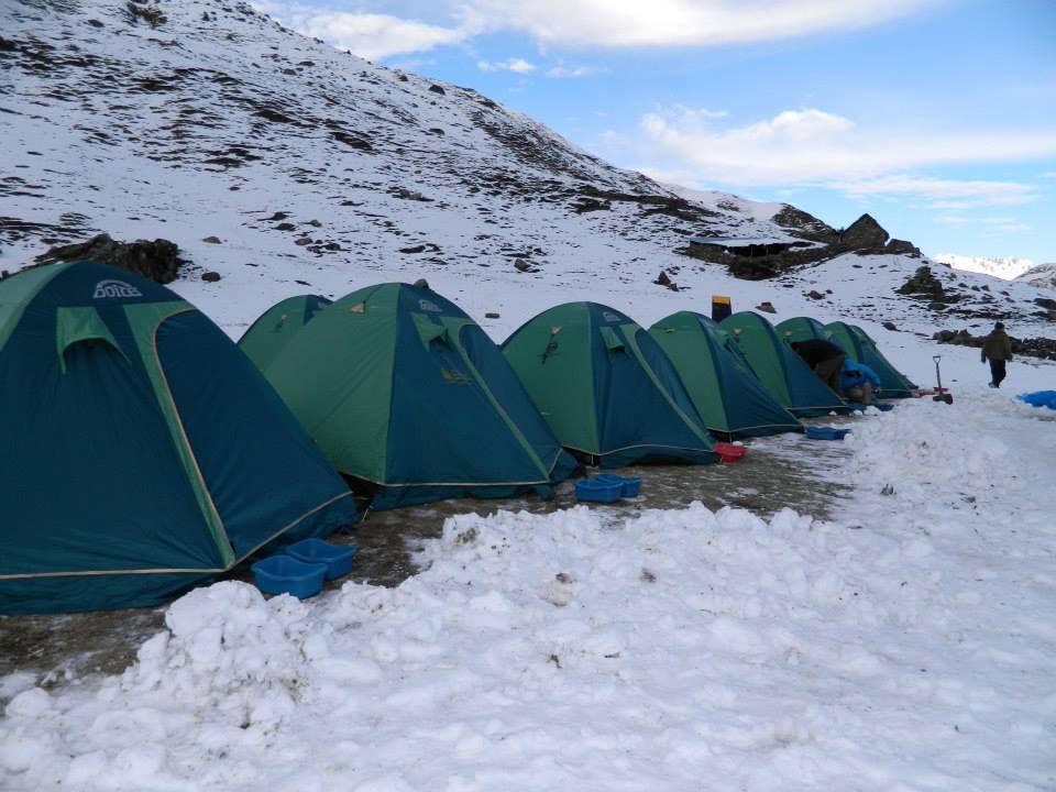 Peru: Ice cold