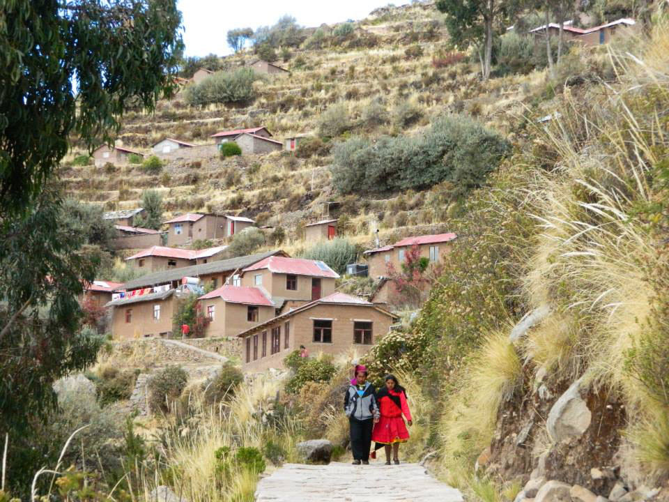 Peru: Wear your heart — and status — on your sleeve