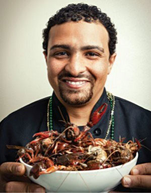 Copyright Long Island Pulse Magazine Louisiana native Bobby Bouyer runs the kitchens at Biscuits and Barbeque, bringing Southern flavor — and hospitality — to Mineola.